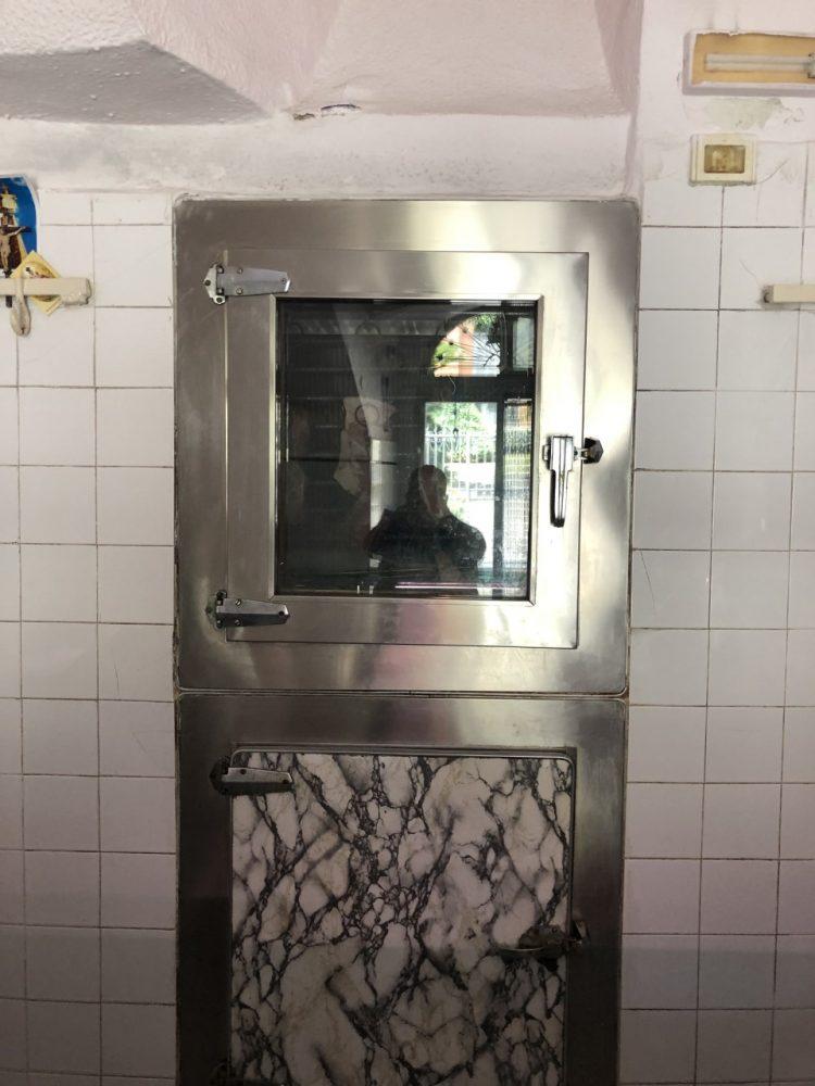 Macelleria Rocco - la vecchia cella