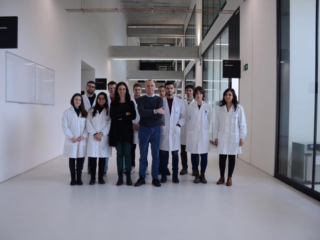 Marco Gobbetti e Raffaella Di Cagno con il Team