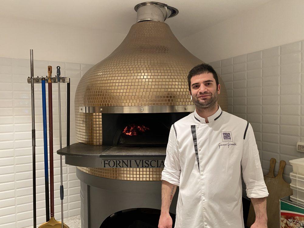 Pizzeria Giovanni Grimaldi - Giovanni Grimaldi