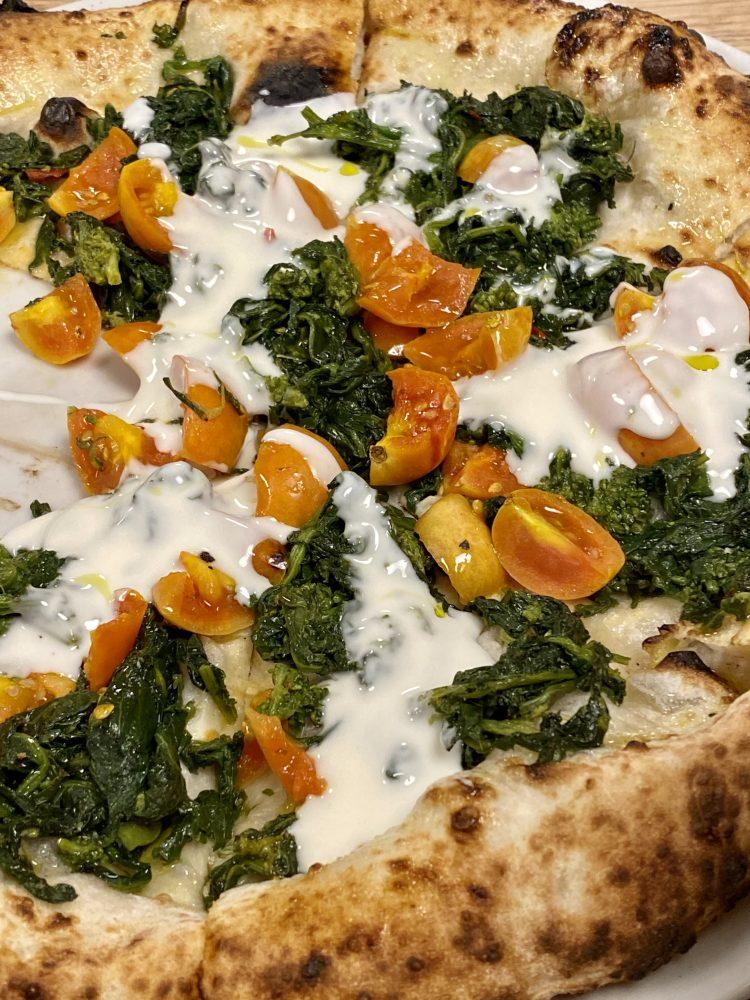 Pizzeria Giovanni Grimaldi- Pizza Campania