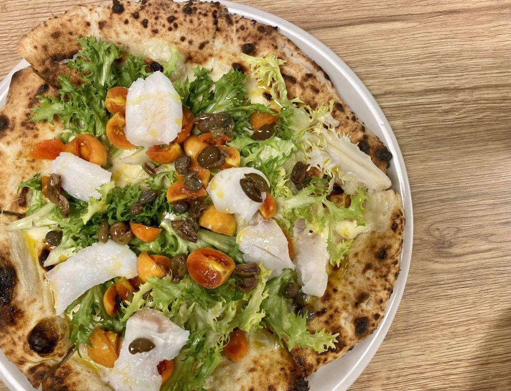 Pizzeria Giovanni Grimaldi- Pizza Fresca