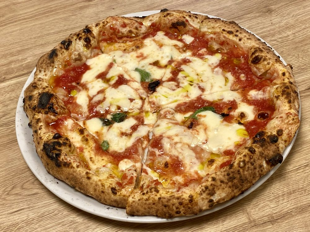 Pizzeria Giovanni Grimaldi - Pizza Margherita