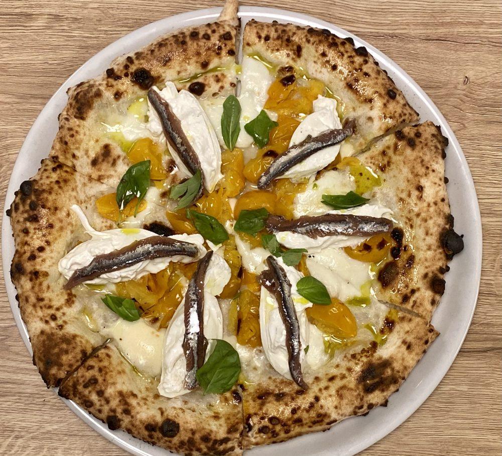 Pizzeria Giovanni Grimaldi - Pizza Menaica