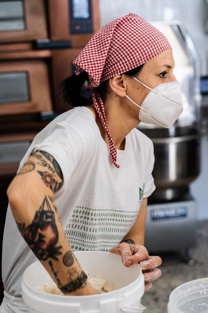 Roberta Pezzella (photo credits Francesco De Marco)