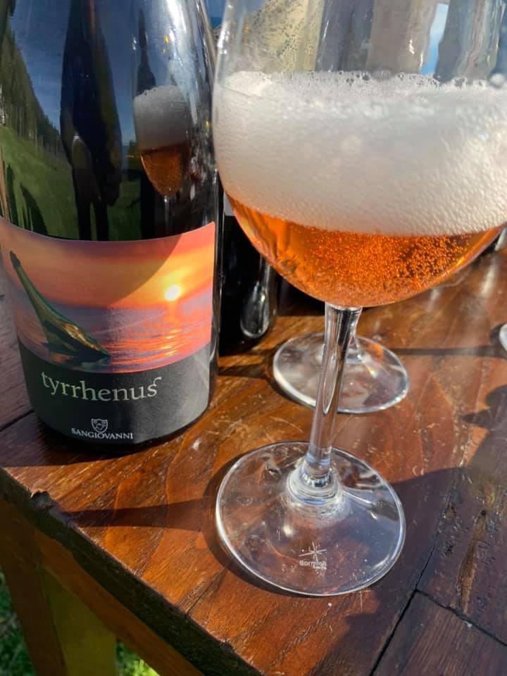 Tyrrhenus spumante rosato