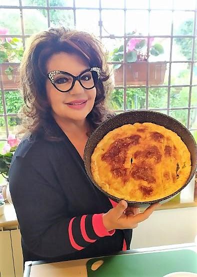 Angelica - pizza di scarola
