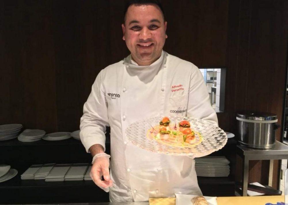 Chef Alfredo Versetto