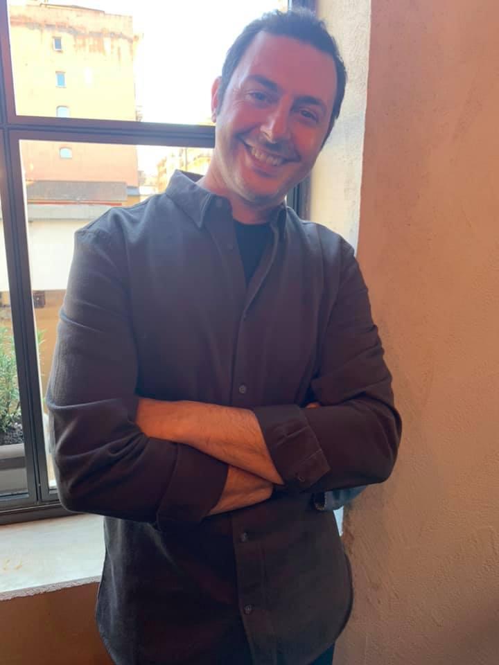 Marzapane Roma, Mario Sansone
