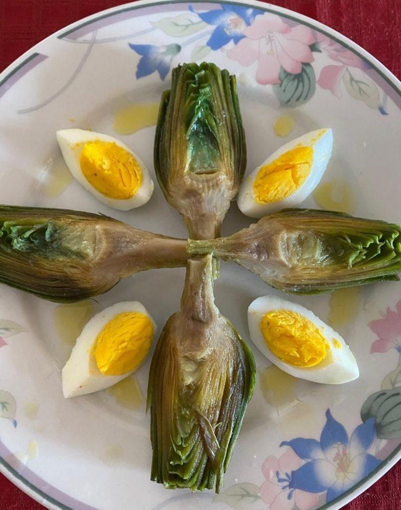 L'uovo di Dante - della classe IV Cucina A dell'Istituto Alberghiero Vincenzo Telese