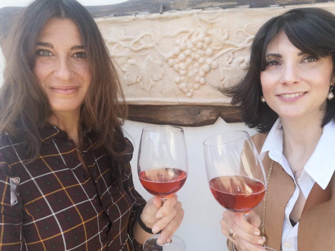Adele Elisabetta Granieri e Chiara Giorleo