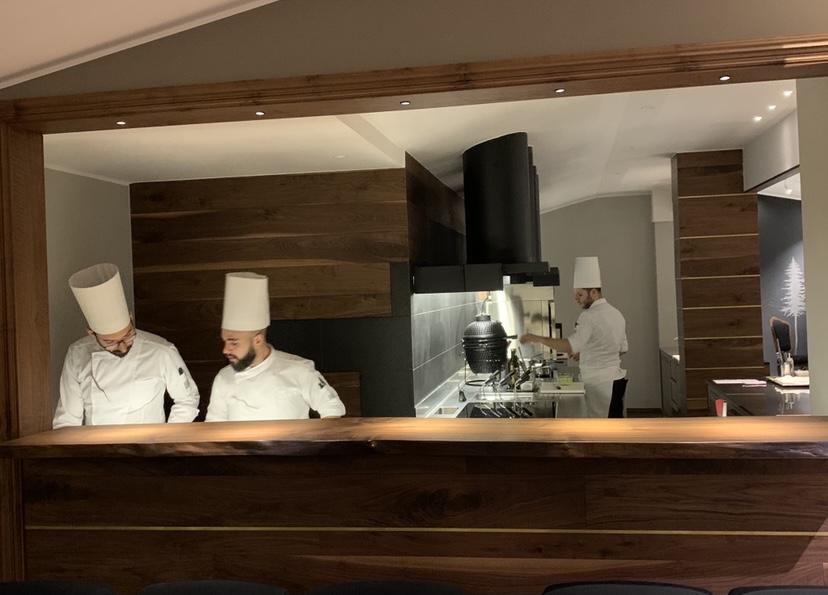 Antonio Biafora cucina Hyle