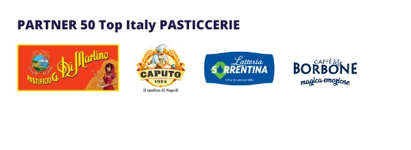 Partner 50TopItaly Pasticcerie 2021