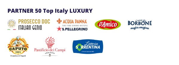 Partner 50TopItaly Luxury 2021