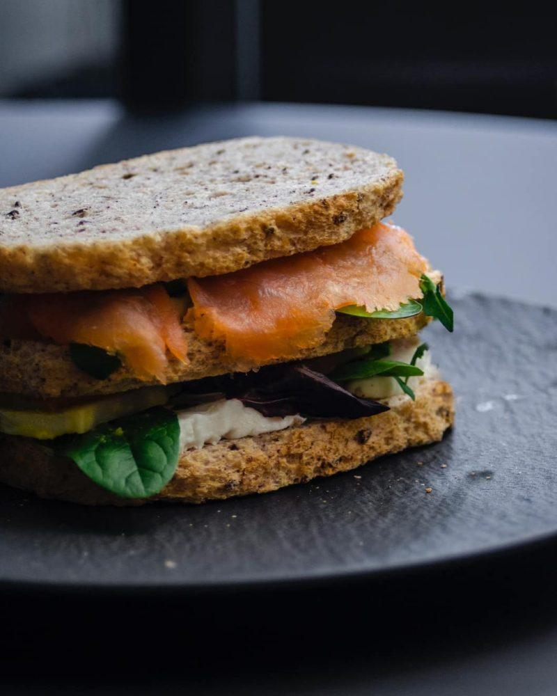 Bluu - club sandwich