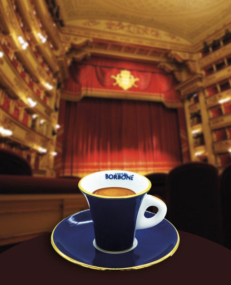 Caffe' Borbone - teatri