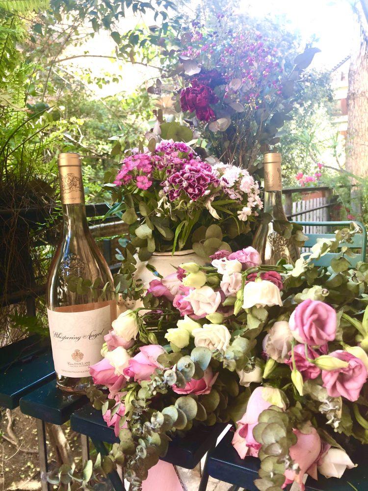 Chateau d'Esclans vini Rose' della Cotes de Provence
