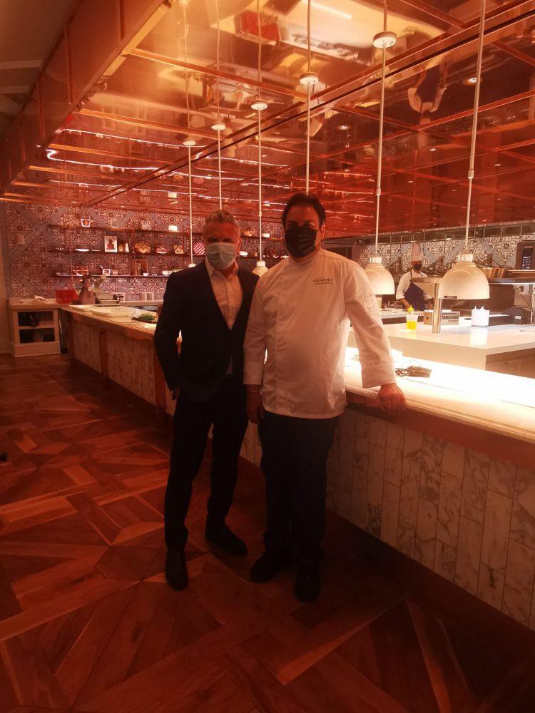 Don Alfonso apre al Ritz-Carlton di Saint Luois