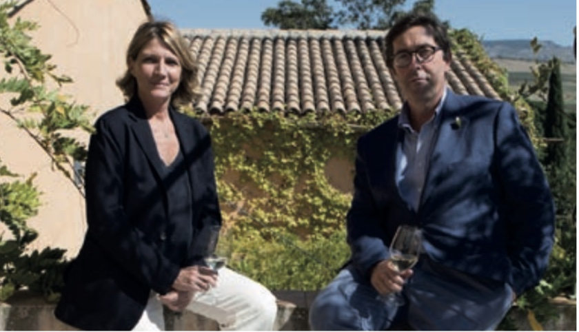 Francesca e Alessio Planeta