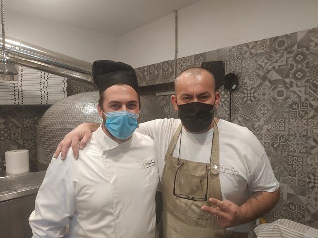Francesco Ambrosio e Angelo Pezzella