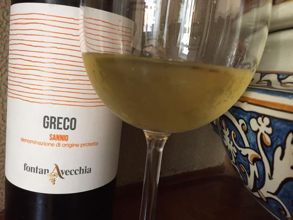 Greco Sannio 2019 Fontanavecchia