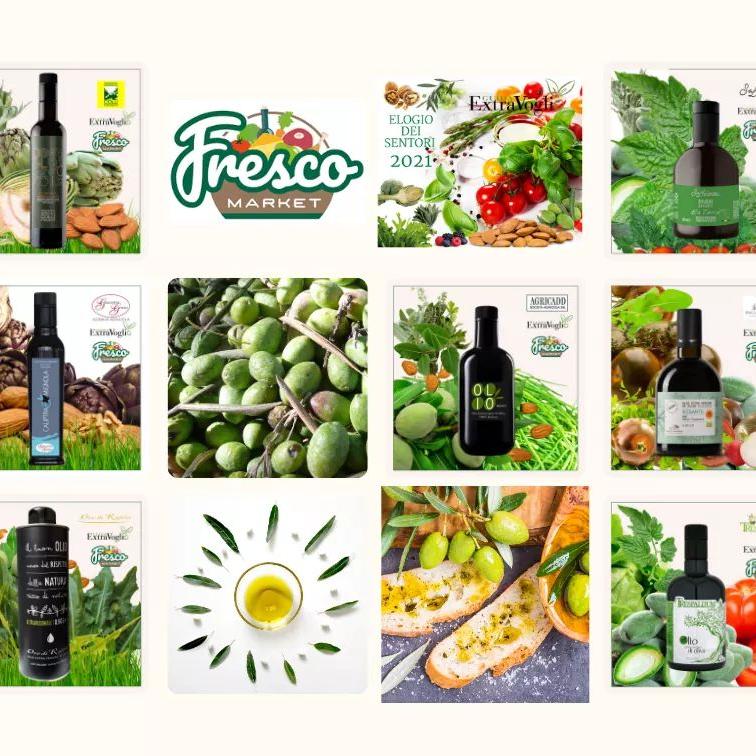 Olio - Fresco market