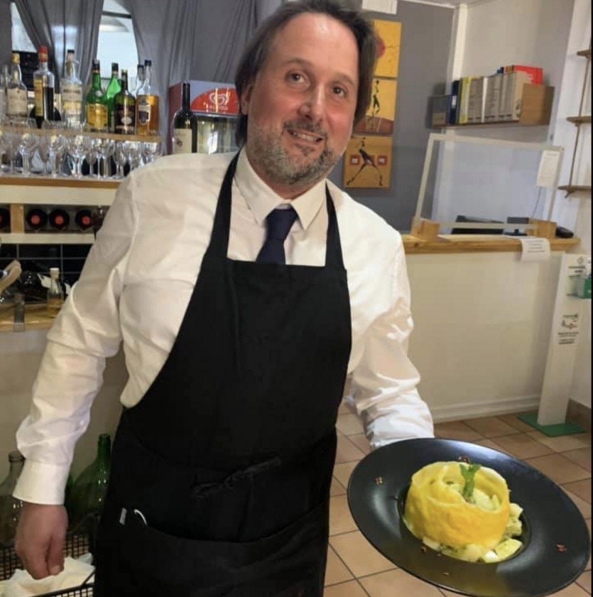 Leonardo Costagliola e l'insalata di limoni