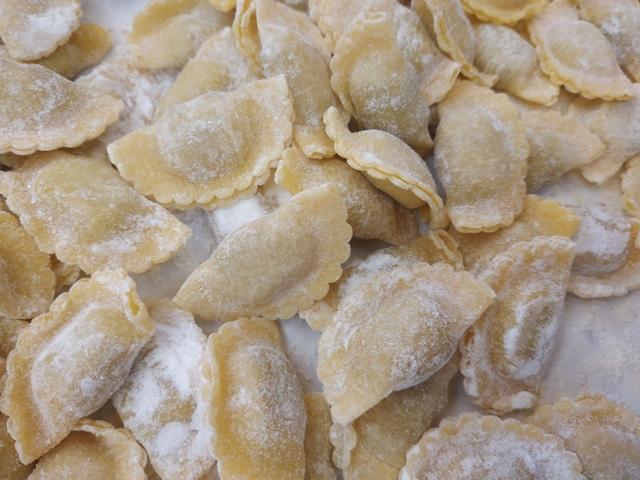 Meraviglie in Pasta - gli agnolotti