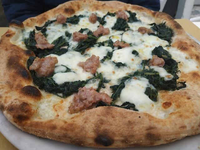 Moma Pizzeria Romana -La Romana