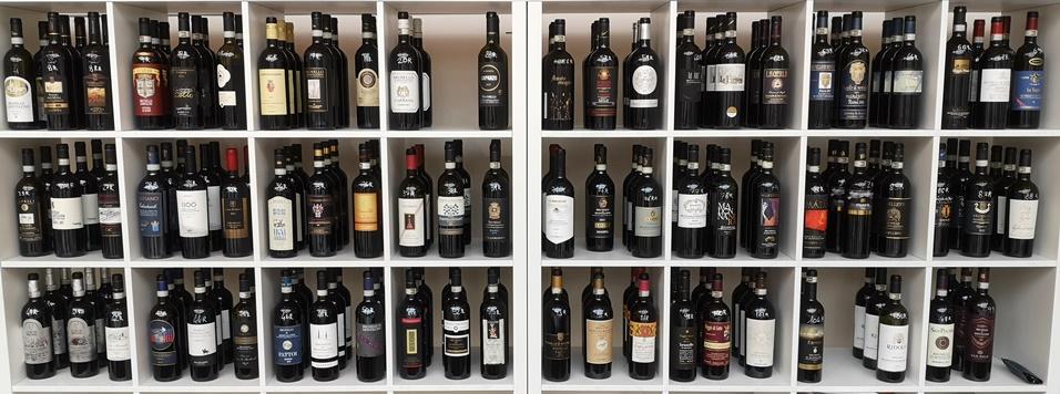 Montalcino vini