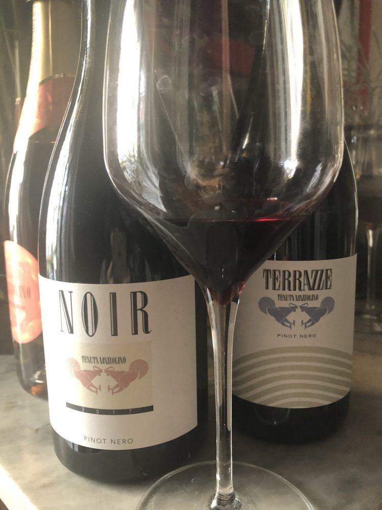 Noir Tenuta Mazzolino Pinot Nero dell'Oltrepo' Pavese Doc 2017