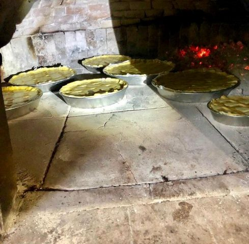 O Ca Bistro' - pastiere nel forno a legna
