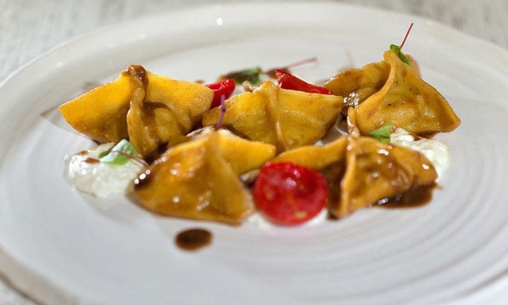 Pasquale Cerchia - Un primo piatto dello chef