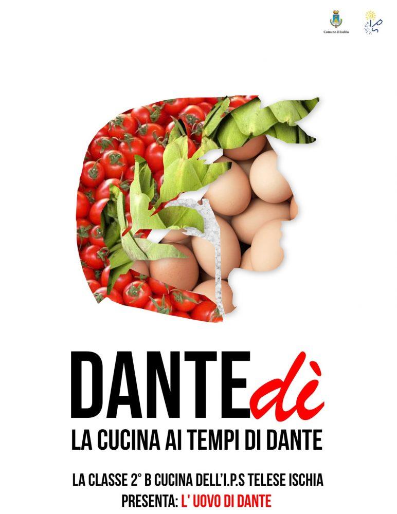 Presentazione grafica Dante alberghiero Telese