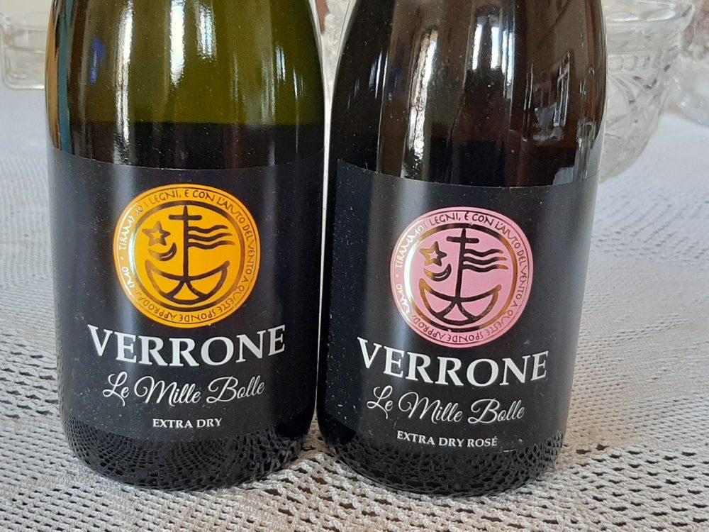 Spumanti azienda Verrone