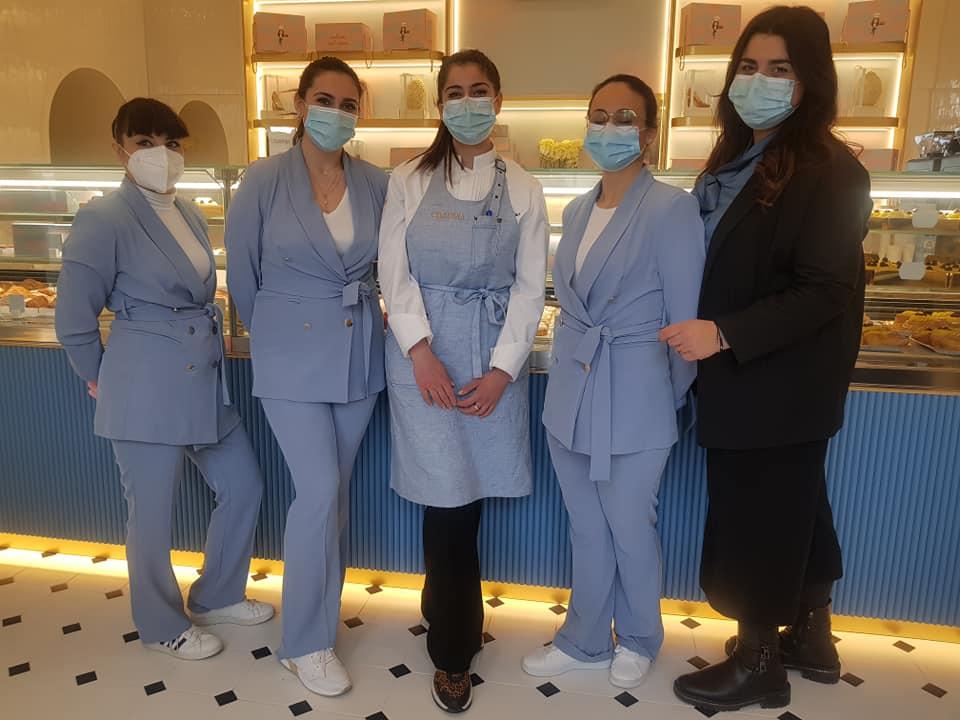 Staff - Celestina Pasticceria