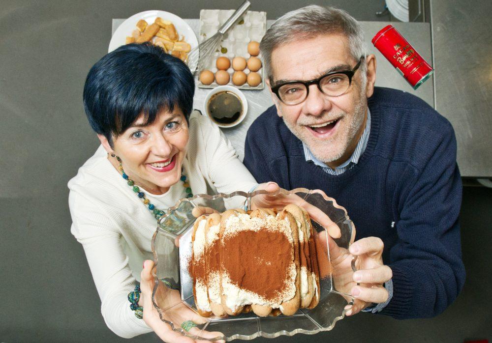 Clara e Gigi Padovani - foto daniele solavaggione