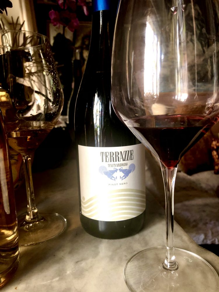 Terrazze Tenuta Mazzolino IGT Pinot Nero 2019