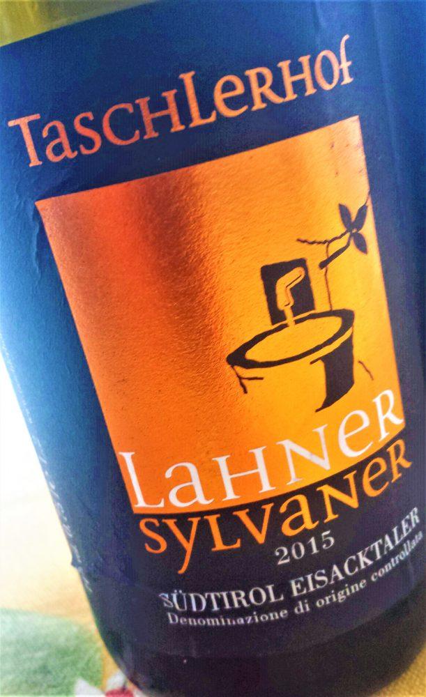 Valle Isarco Sylvaner Lahner 2015, Taschlerhof