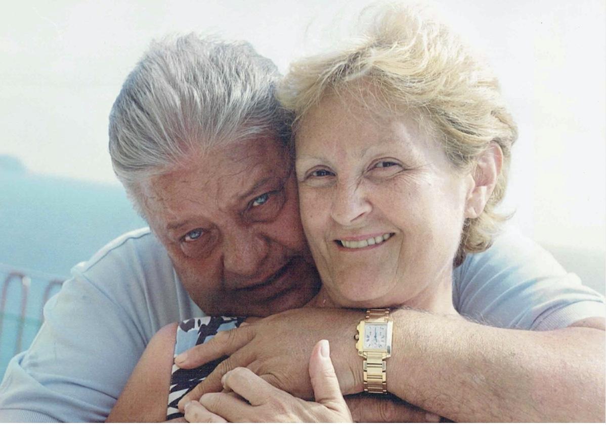 Vittorio e Bruna Cerea