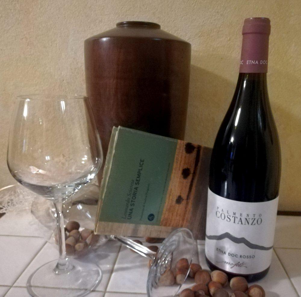 Wib III - Mofete Etna Doc Rosso & Una storia semplice Sciascia