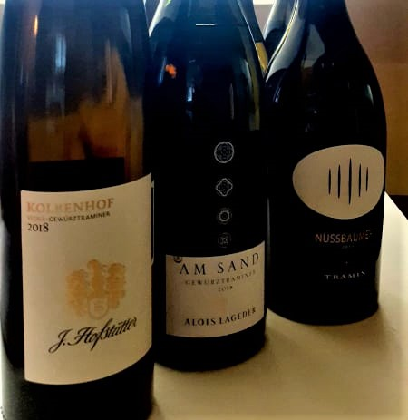 Vini Alto Adige - Gewurztraminer