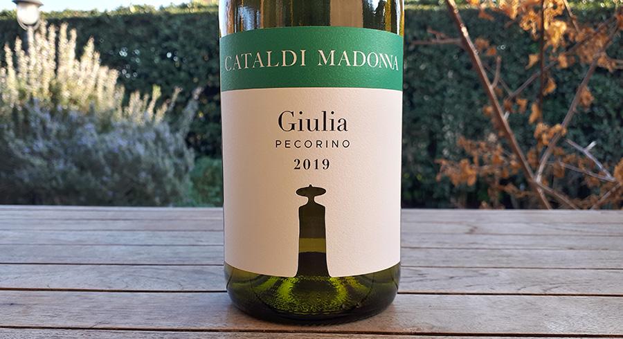 Terre Aquilane IGT Pecorino Giulia 2019 – Cataldi Madonna