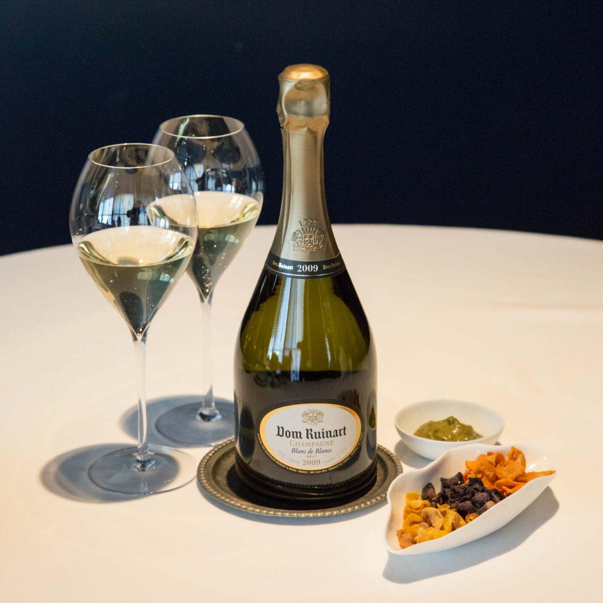 Champagne Dom Ruinart Blanc de Blancs 2009