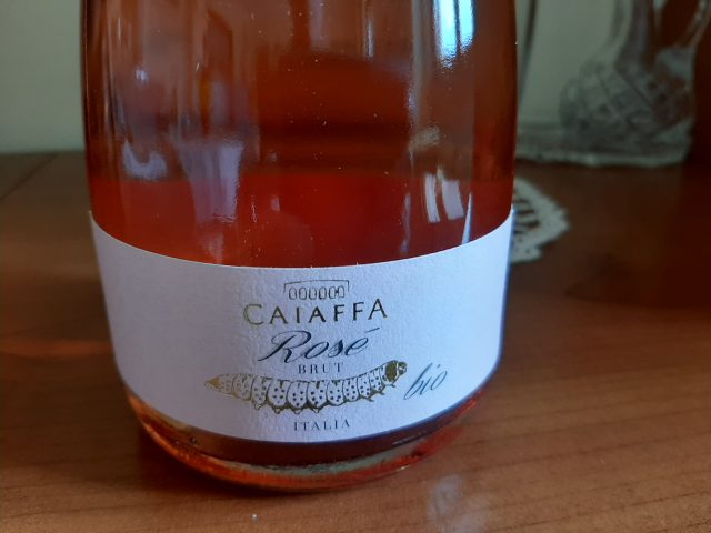Caiaffa Spumante Rose' Puglia Igp 2019 Caiaffa