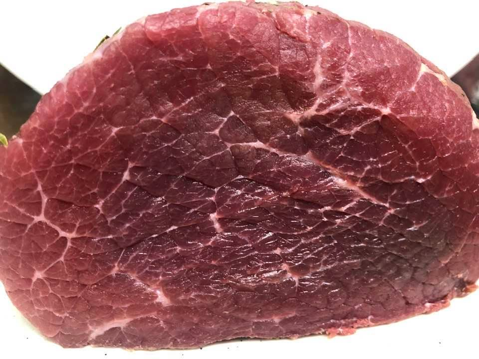 Carni pregiate - pezzo per carpaccio