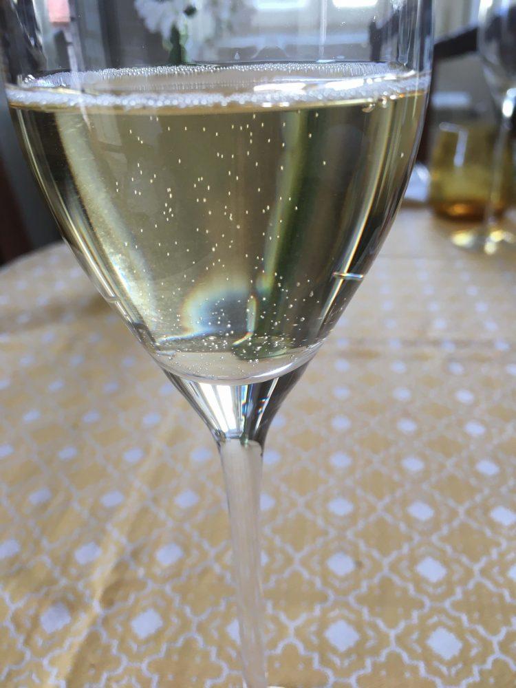 Champagne Aubry - calice