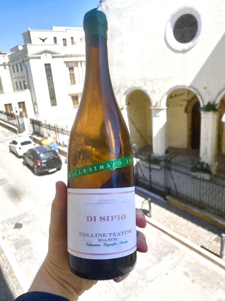 Di Sipio - Colline Teatine Bianco Millesimato 2016
