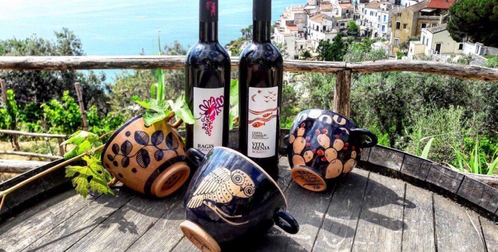 Guardano il mare i vini di Patrizia Malanga