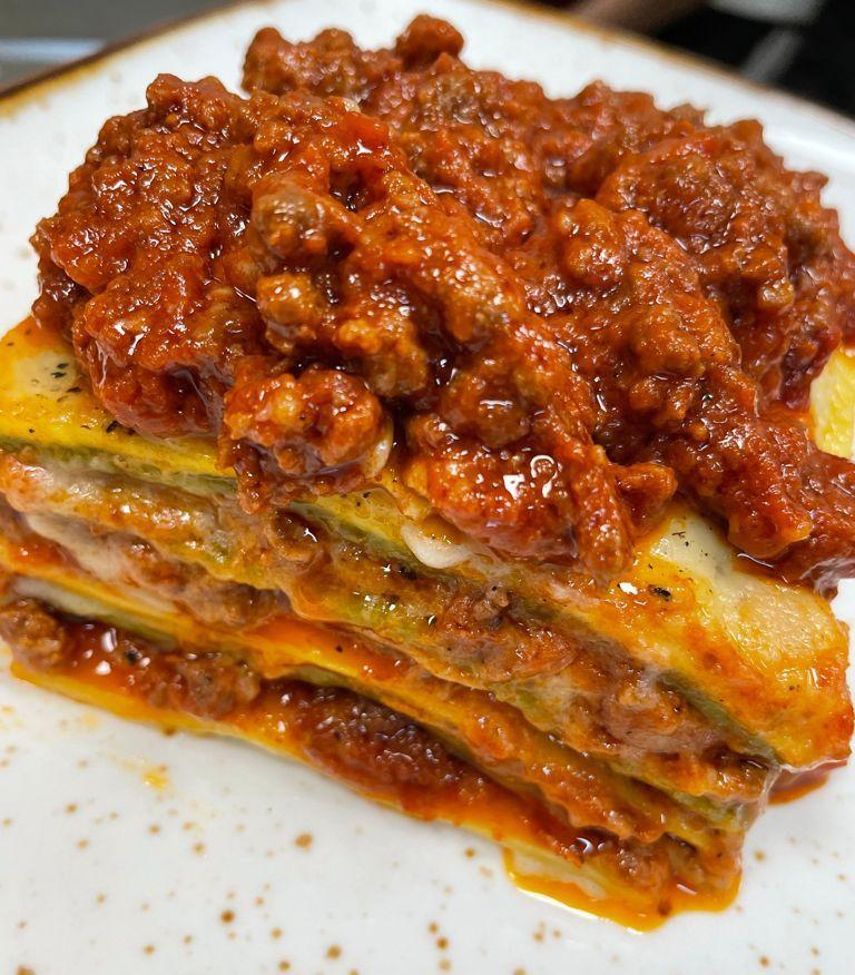 Il Bolognese Hosteria Tipica- Lasagna bolognese