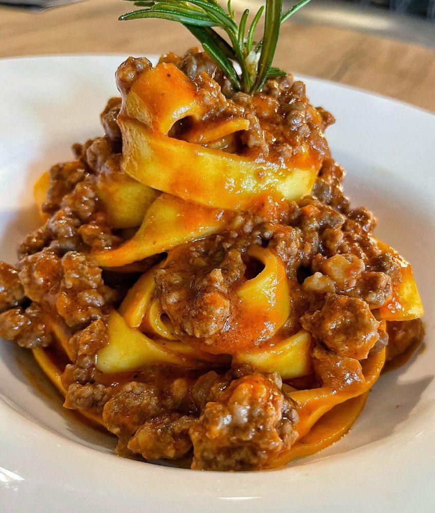 Il Bolognese Hosteria Tipica - Tagliatelle alla bolognese